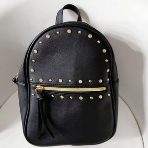 Under One Sky Studded Black Backpack